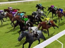 Try your hand at virtual race horse training